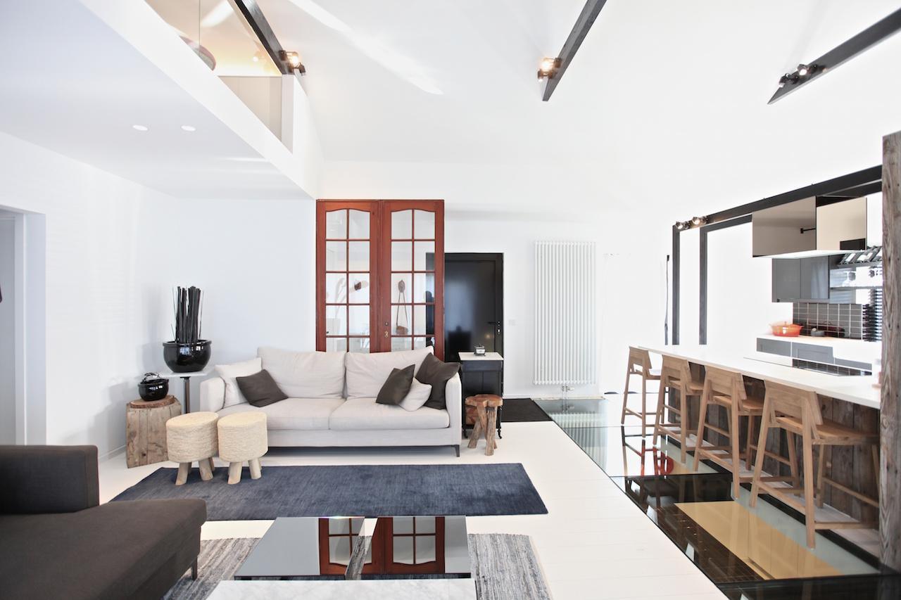 Vente Loft Knokke-Heist - maison avec bureau