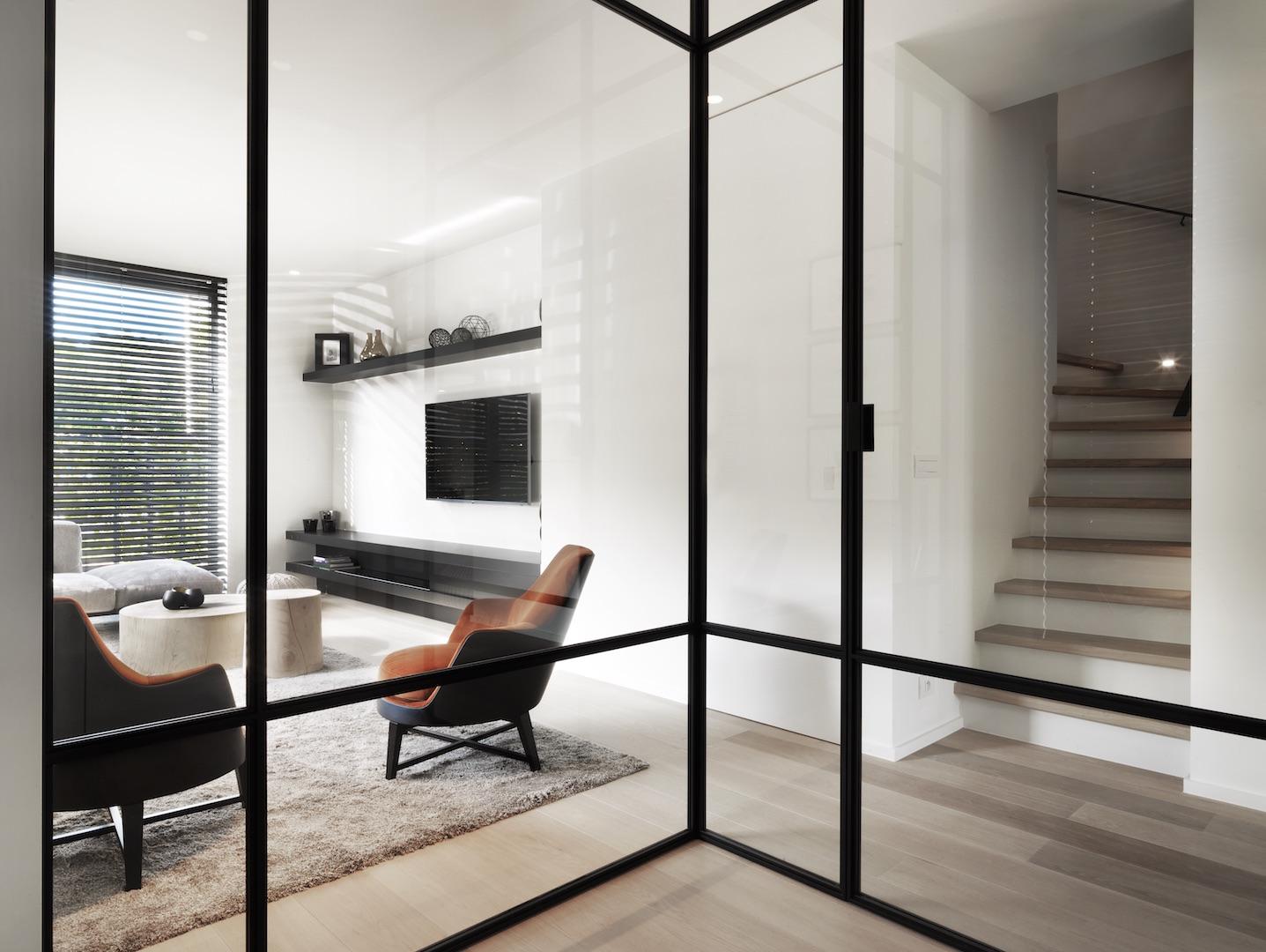 Verkoop huis t f knokke heist exclusieve gevelwoning