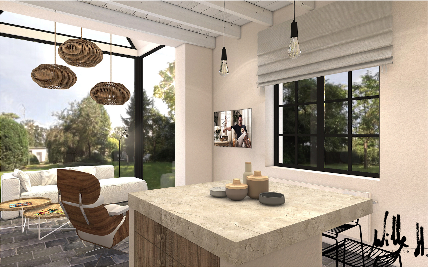 Vente Villa 3 CH Knokke-Zoute - Projet de rénovation / Magere Schorre