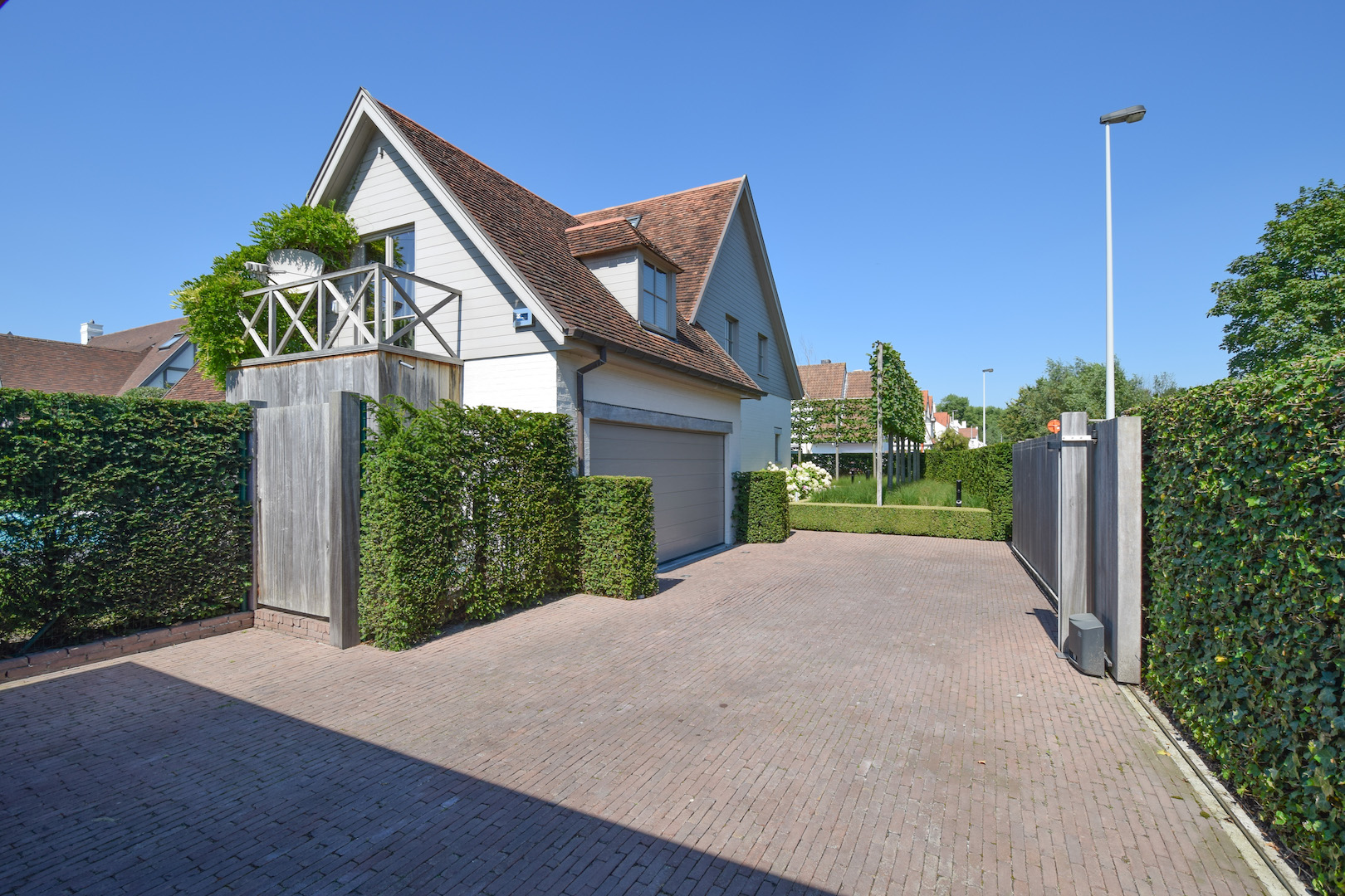 Vente Villa 5 CH Knokke-Zoute - villa individuelle / près de la Place Oosthoek