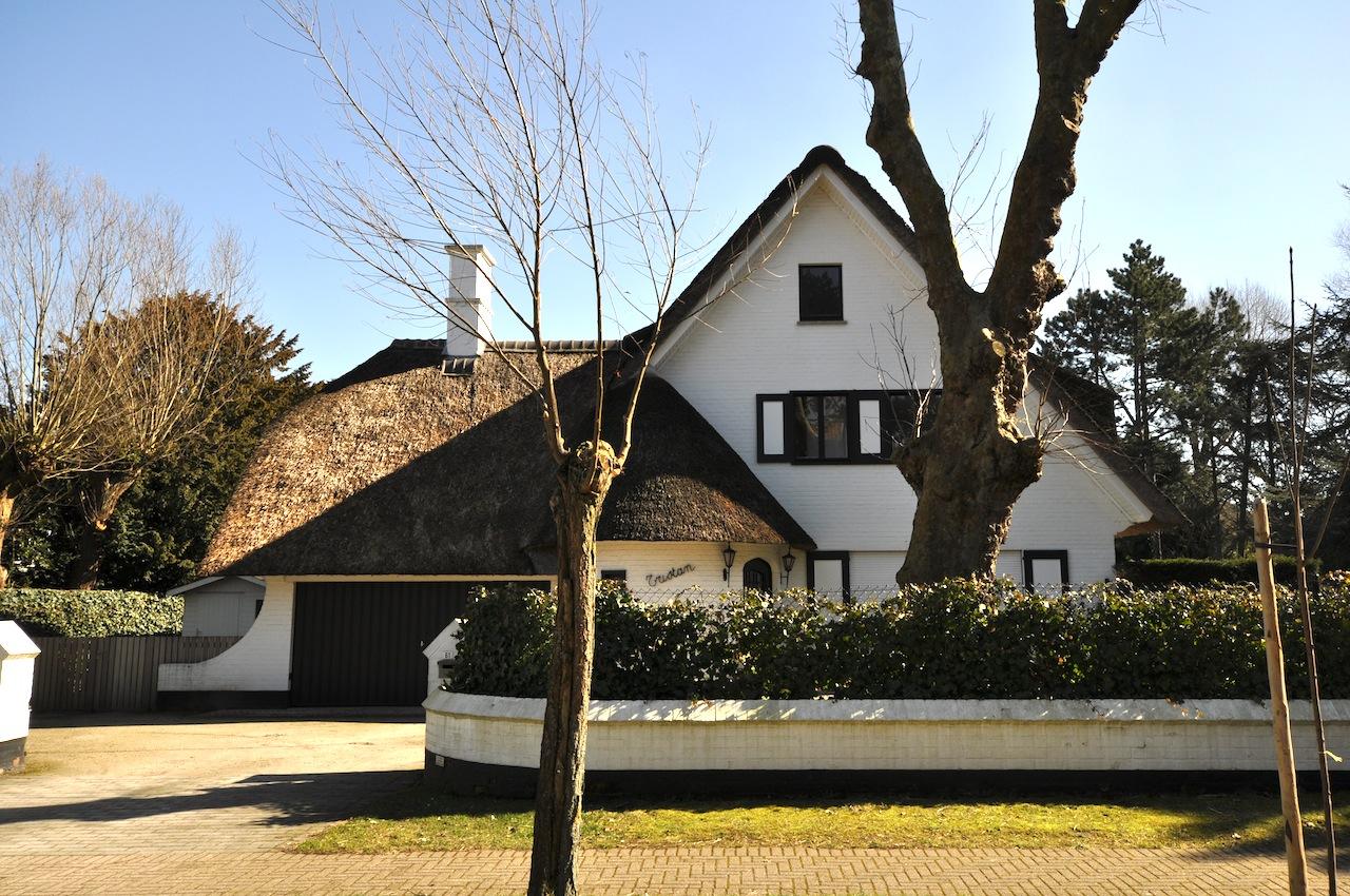 Villa 6 CH Knokke-Zoute - Sparrendreef Loué