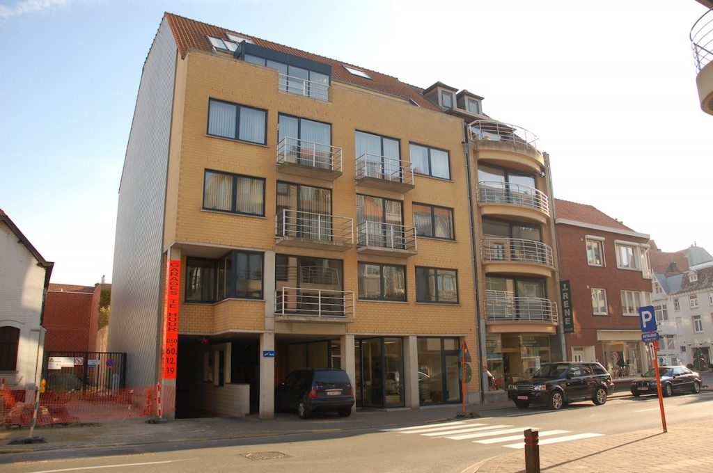 Location Garage Knokke-Heist -