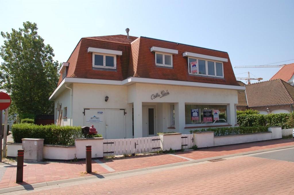 Villa 6 CH Knokke-Heist près de Albertplage Loué
