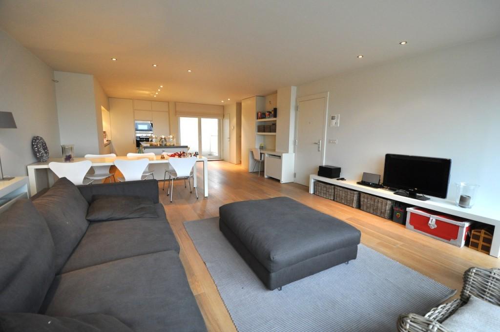 Appartement 3 CH Knokke le Zoute - duplex avec grande terrasse Loué