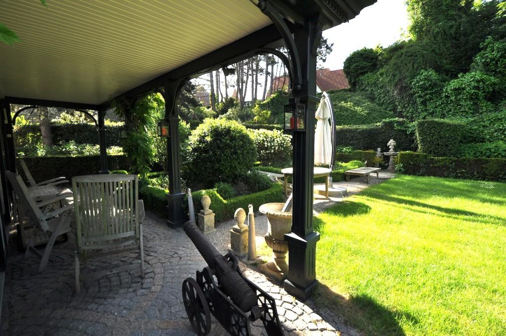 Villa 5 CH Knokke-le Zoute - villa seule Loué
