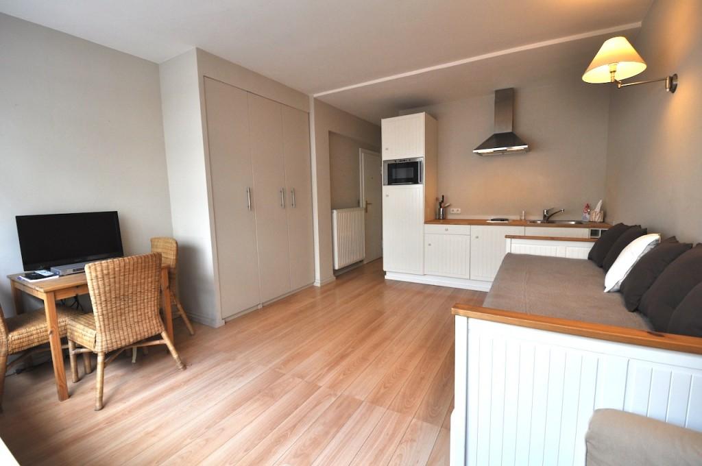 Appartement Knokke-Heist - Studio meublé Loué