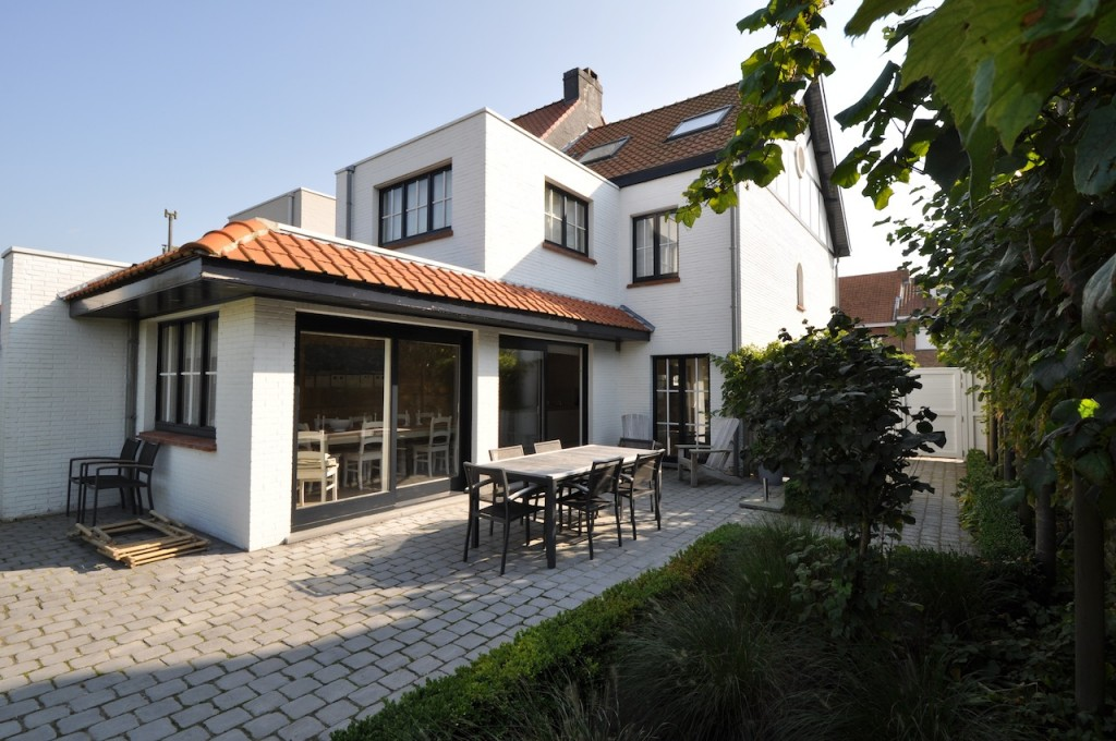 Locations villa t4 f4 knokke heist charmante for Le jardin knokke