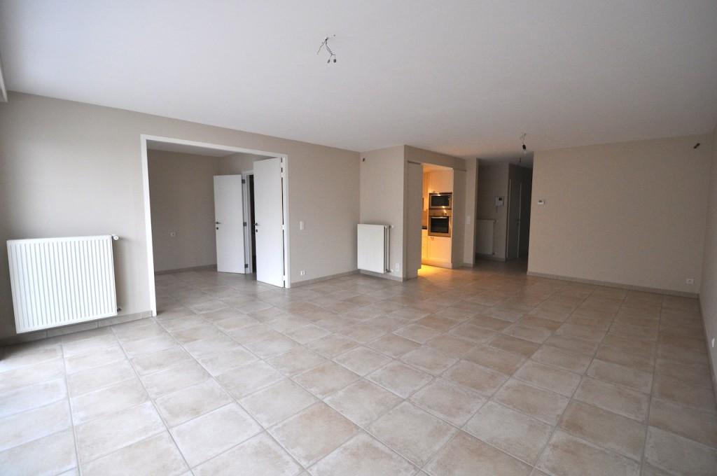Location Appartement 3 CH Knokke le Zoute - vue mer de biais