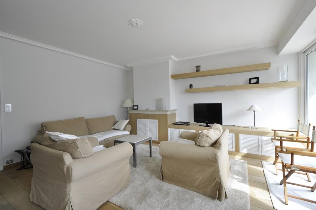 Appartement 1 CH Knokke-Zoute - Place Albert Loué
