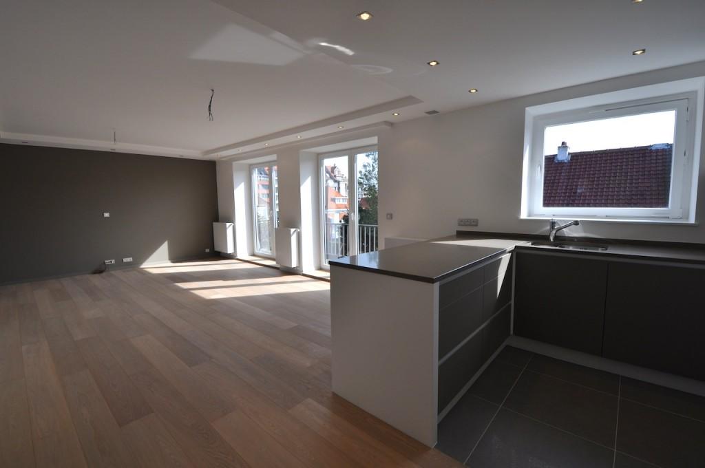 Ventes appartement t2 f2 knokke albertstrand nabij zeedijk prestigieus vastgoedkantoor gevestigd - Keuken volledige verkoop ...