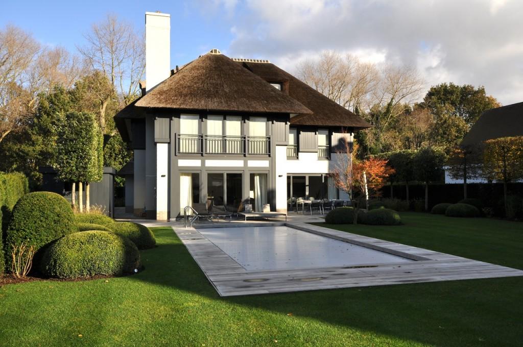Ventes villa t5 f5 knokke zoute recente constructie for Le jardin knokke