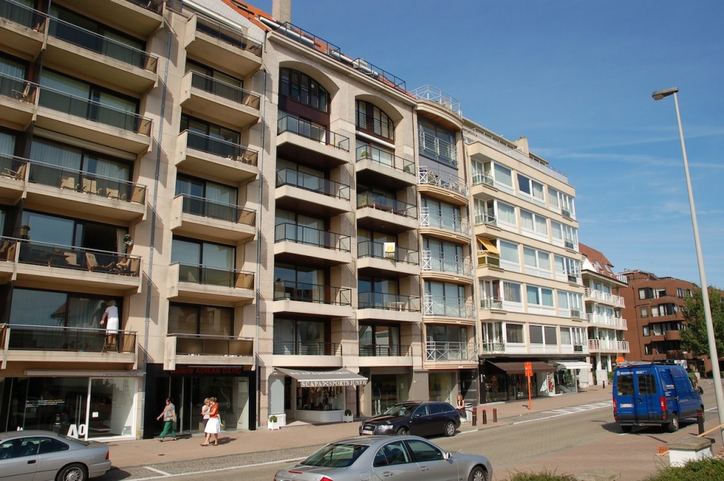 Vente Appartement 2 CH Knokke le Zoute -  en face du minigolf