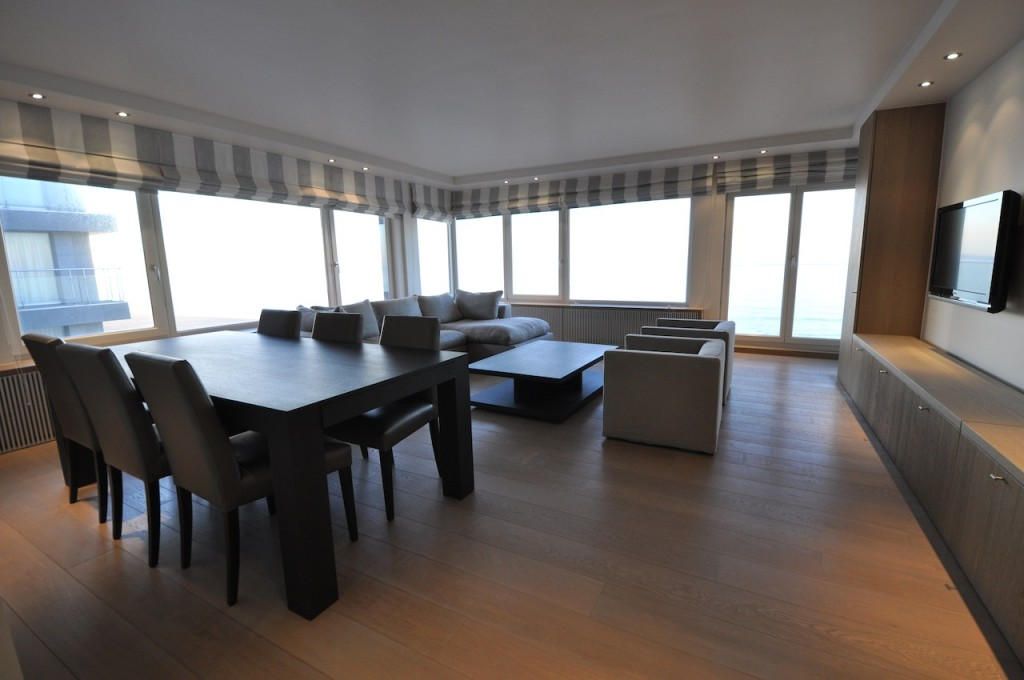 Appartement 3 CH Knokke-Heist -  appartement d'angle digue Vendu