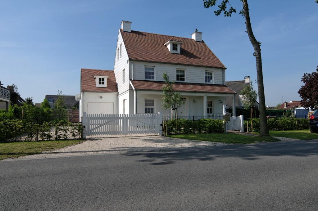 Vente Villa 6 CH Knokke-Heist - mi casa avec piscine