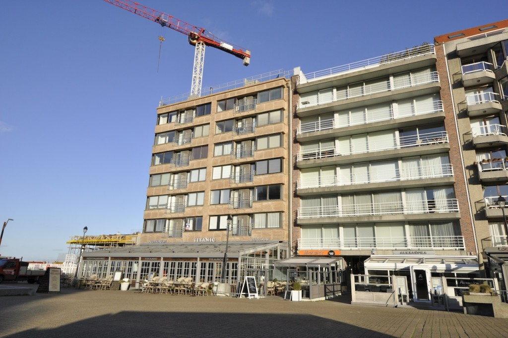 Ventes appartement knokke heist zonnige studio agence for Agence immobiliere knokke