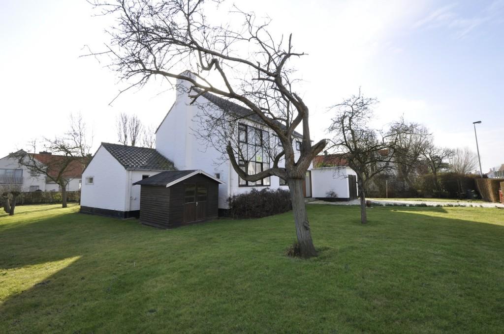 Villa Knokke le Zoute - près du Boslaan, manège Vendu