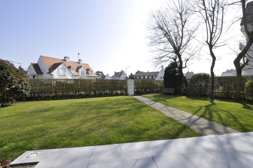 Vente Appartement 3 CH Knokke le Zoute - Rez de jardin