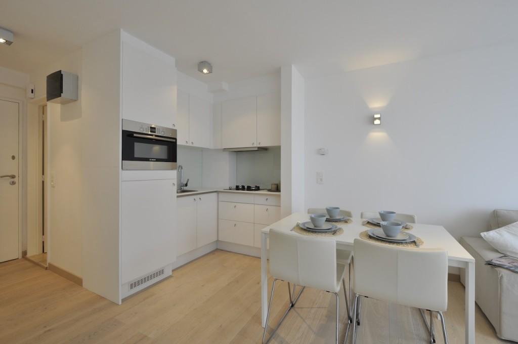 Appartement Knokke-Heist - Studio avec vue mer Vendu