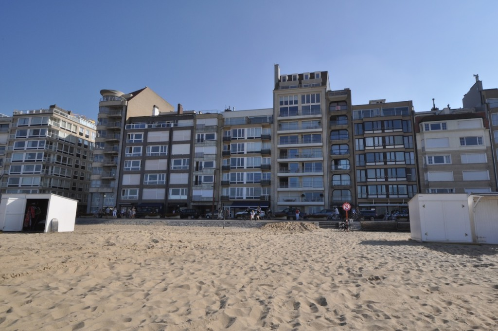 Appartement 3 CH Knokke le Zoute - Digue de mer Vendu
