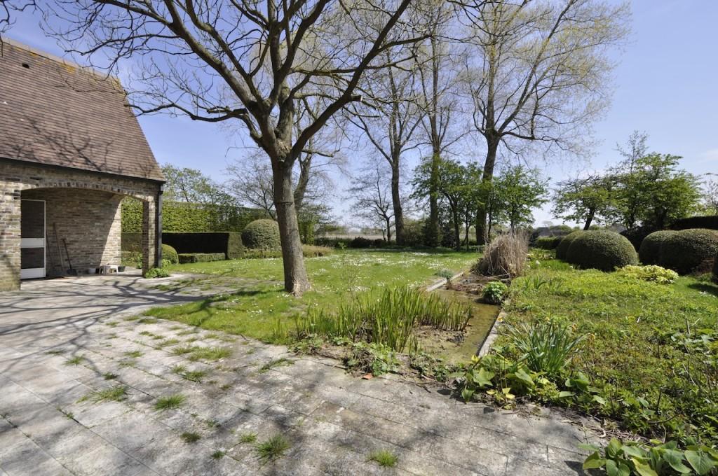 Villa 4 CH Knokke le Zoute - Rue transversale de la Boslaan Vendu
