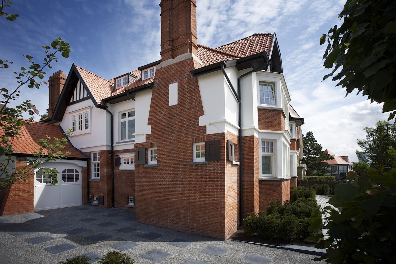 Ventes villa t7 f7 knokke heist art d co villa duinbergen prestigieus vastgoedkantoor - Deco huizen ...