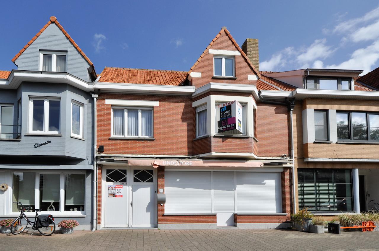 Te huur villa slaapkamers knokke zoute paulushof garage terras