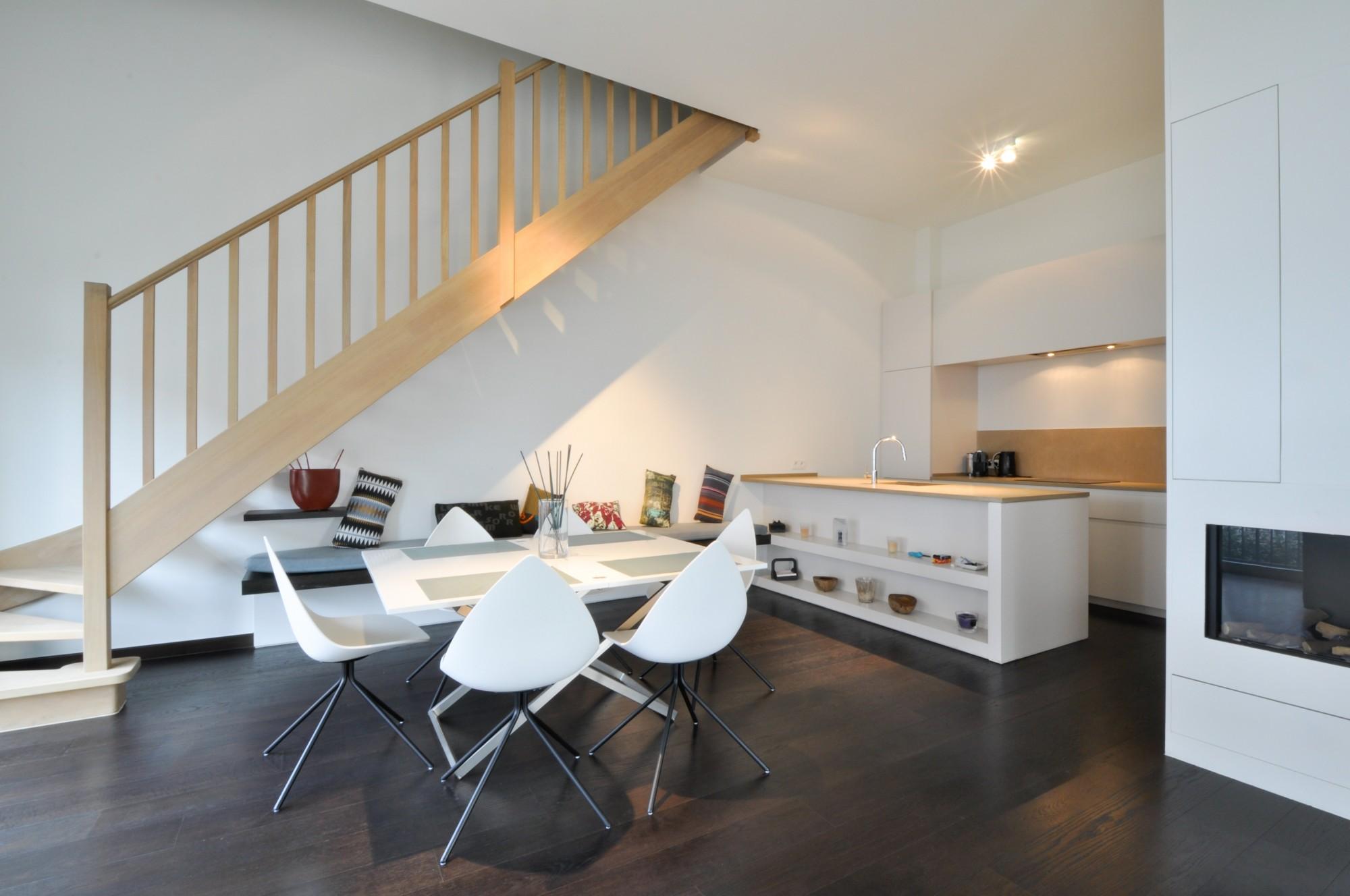 Locations huis t3 f3 knokke zoute loft woning aan de oosthoek prestigieus vastgoedkantoor - Huis loft ...