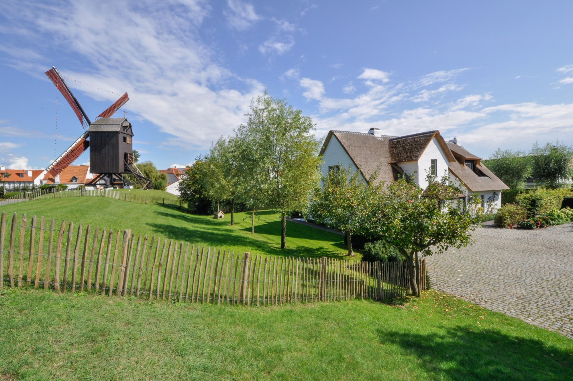 Vente Villa 4 CH Knokke-Zoute - près du Kalfmolen