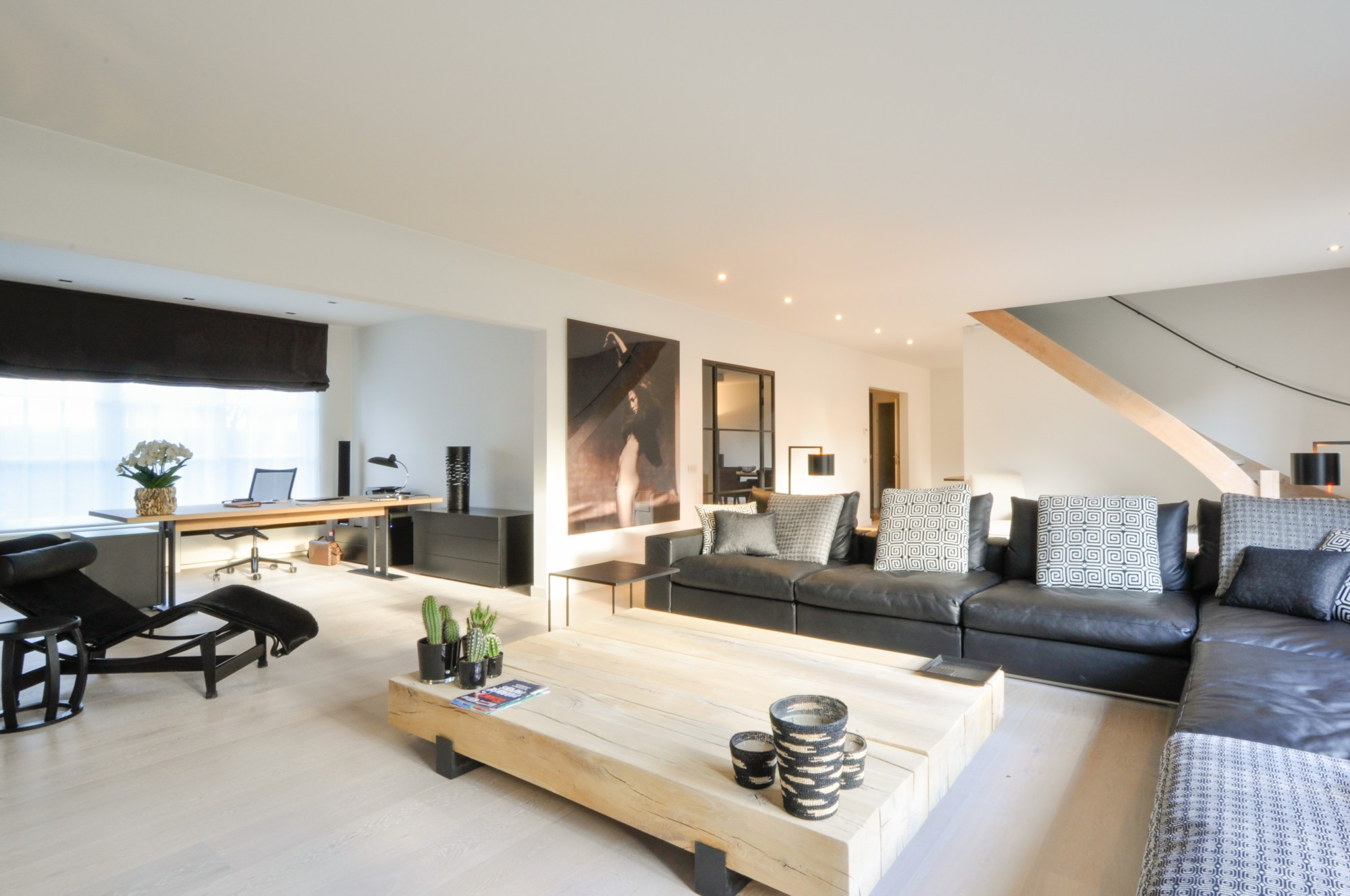 Ventes villa t3 f3 knokke zoute nieuwbouwvilla graaf for Nouvelle construction maison