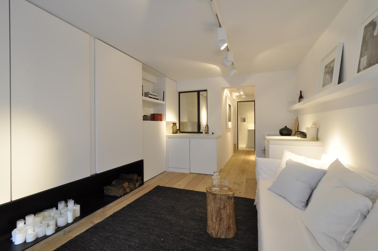 Ventes studio t1 f1 knokke heist studio met slaaphoek for Agences immobilieres de prestige
