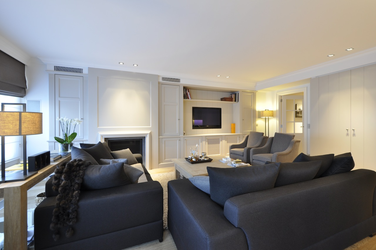 ventes appartement t3 f3 knokke heist hedendaags