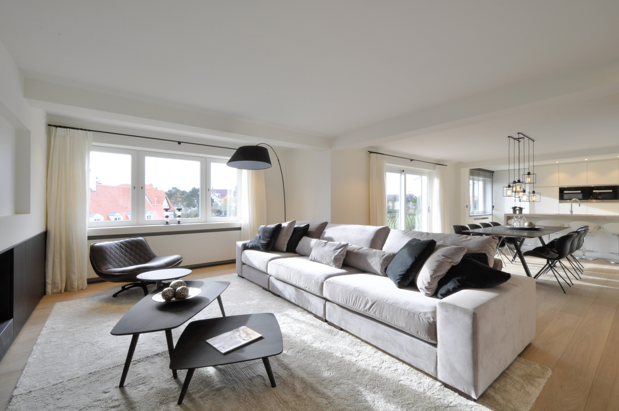 renovation appartement knokke