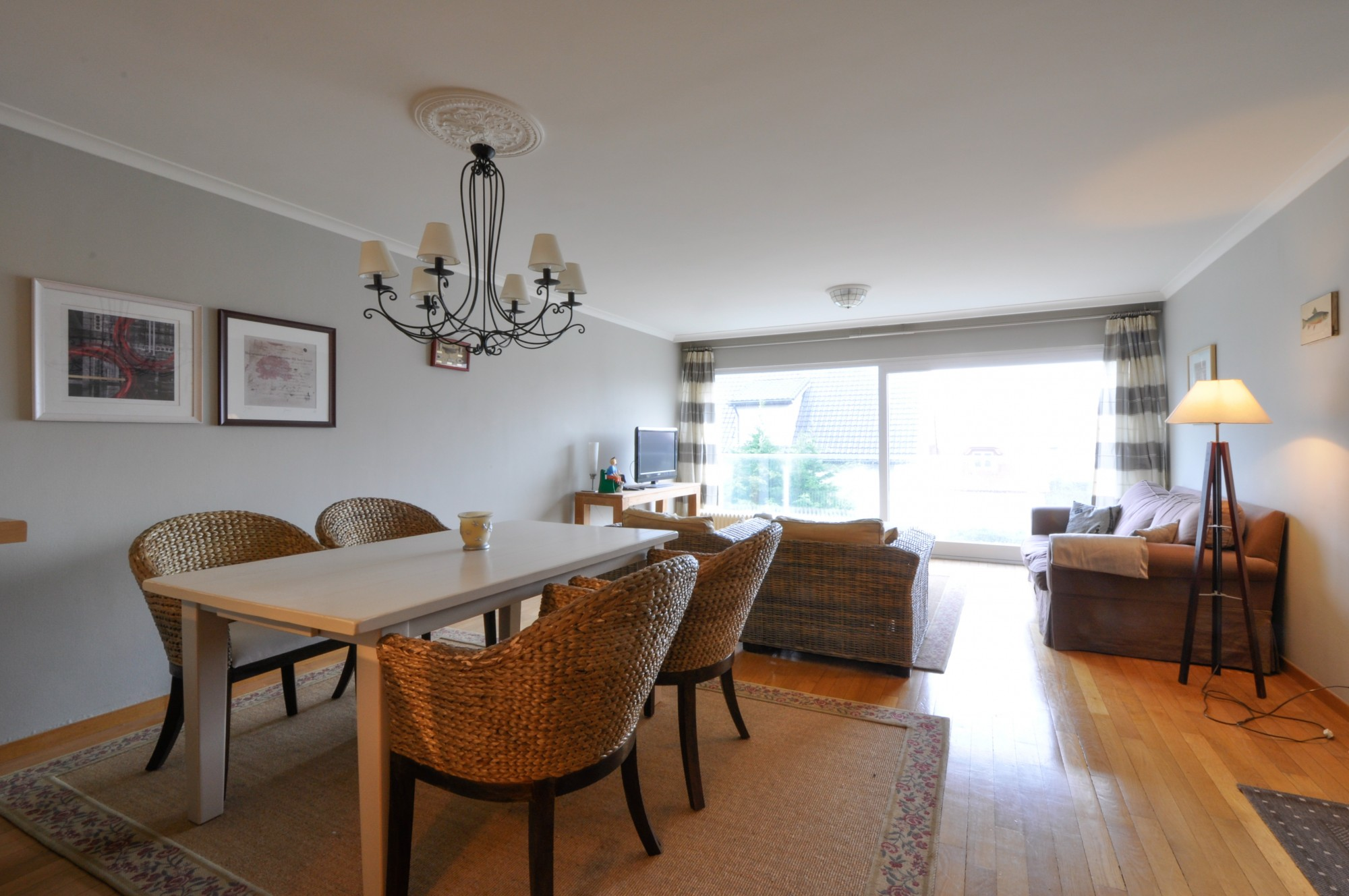 Vente Appartement 2 CH Knokke-Heist - villa résidentielle près d'Albertplage