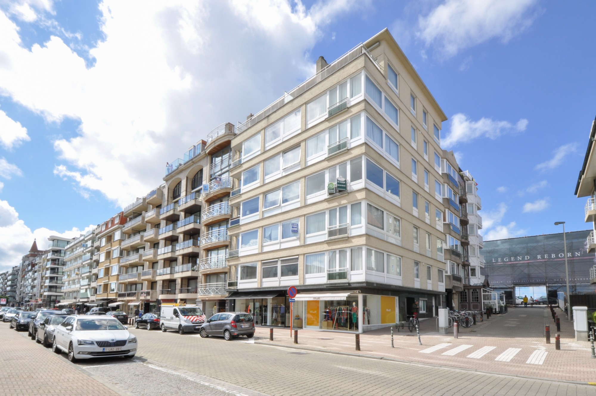 Vente Appartement 2 CH Knokke-Zoute - Appartement d'angle Kustlaan