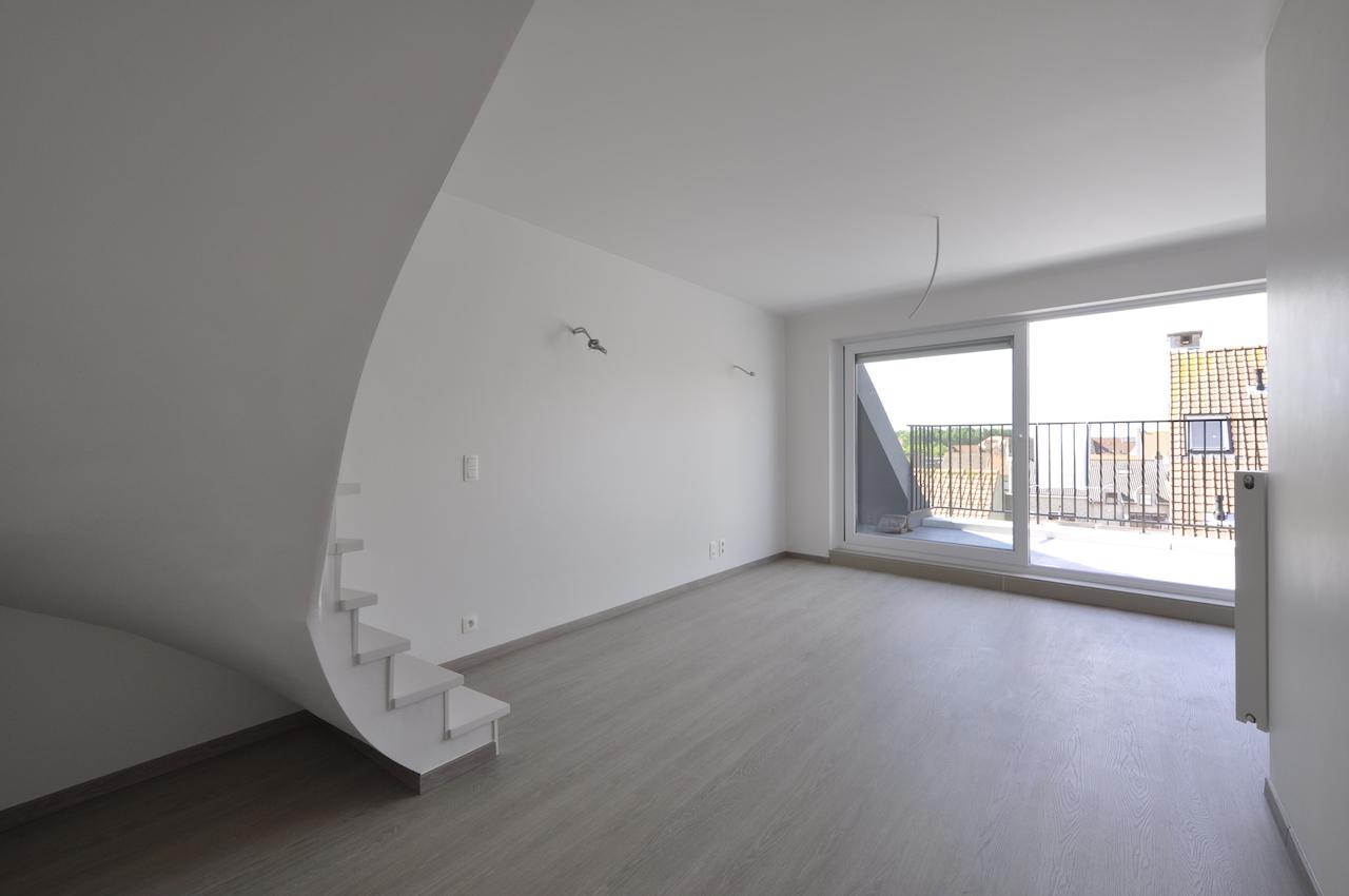 Appartement 2 CH Knokke-Heist - Duplex dans une nouvelle construction / centre Heist Loué
