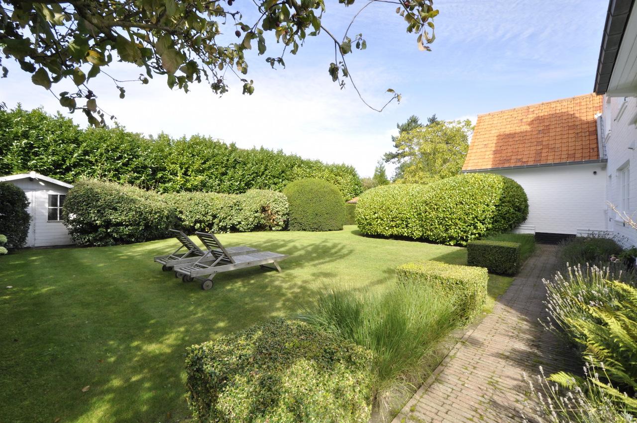 Vente Villa 4 CH Knokke-Zoute - tout près du Royal Zoute Tennis Club