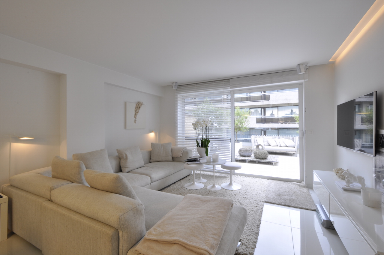 Location Appartement 2 CH Knokke-Heist - Penthouse Kustlaan / près de la Place du Phare