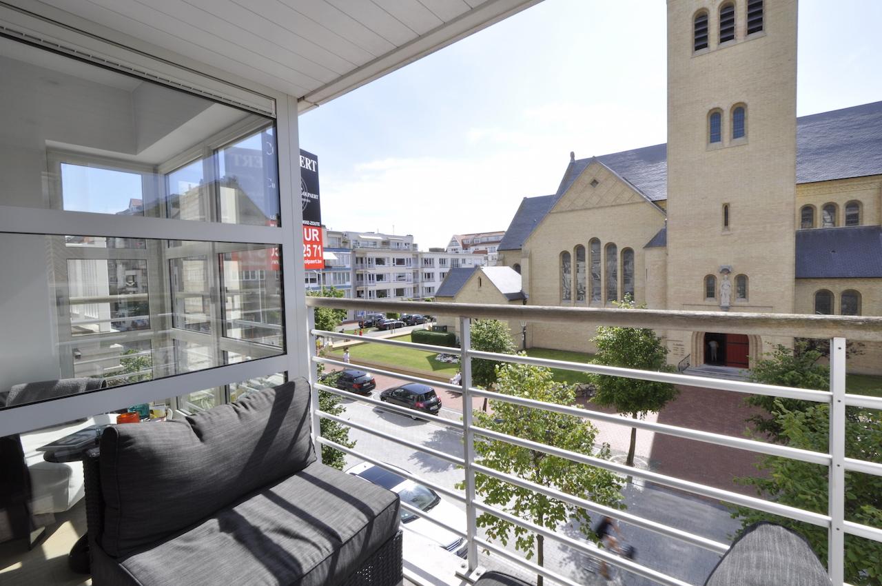 Locations Appartement T2 F2 Knokke-Heist - Dumortierlaan/ tegenover ...