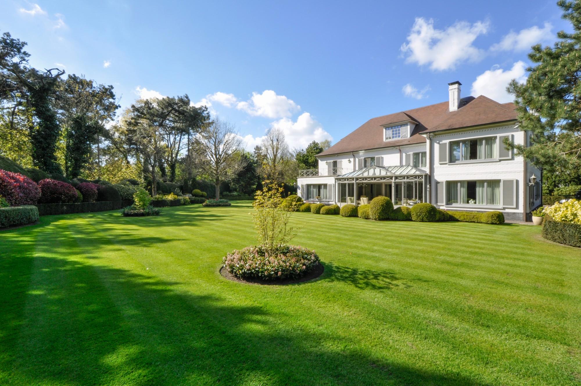 Vente Villa 4+ CH Knokke-Zoute - Royal Zoute Golf Club