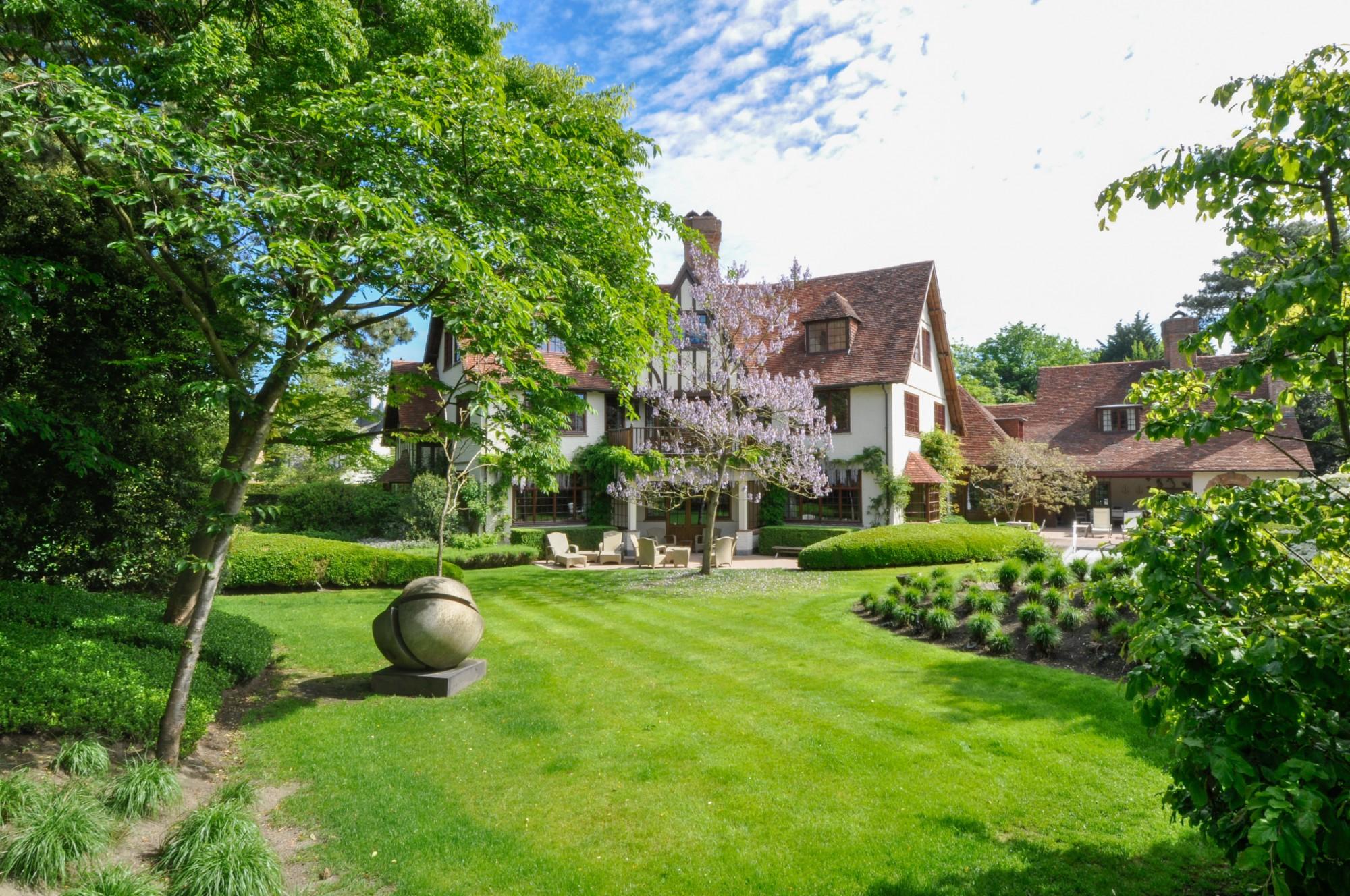 Location Villa 7 CH Knokke-Zoute - Royal Zoute Golf Club