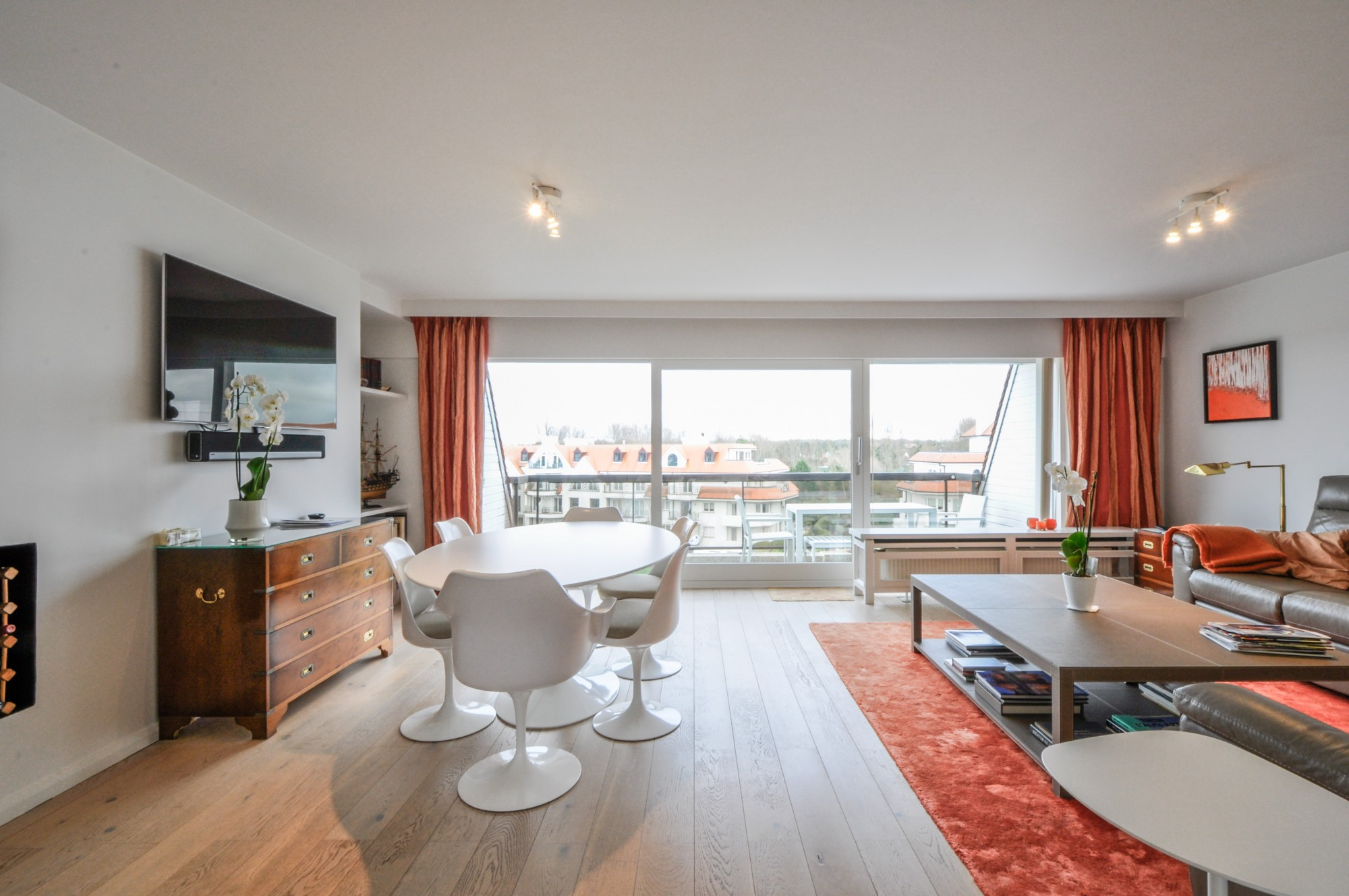 Location Appartement 2 CH Knokke-Zoute - villa résidentielle / East Court