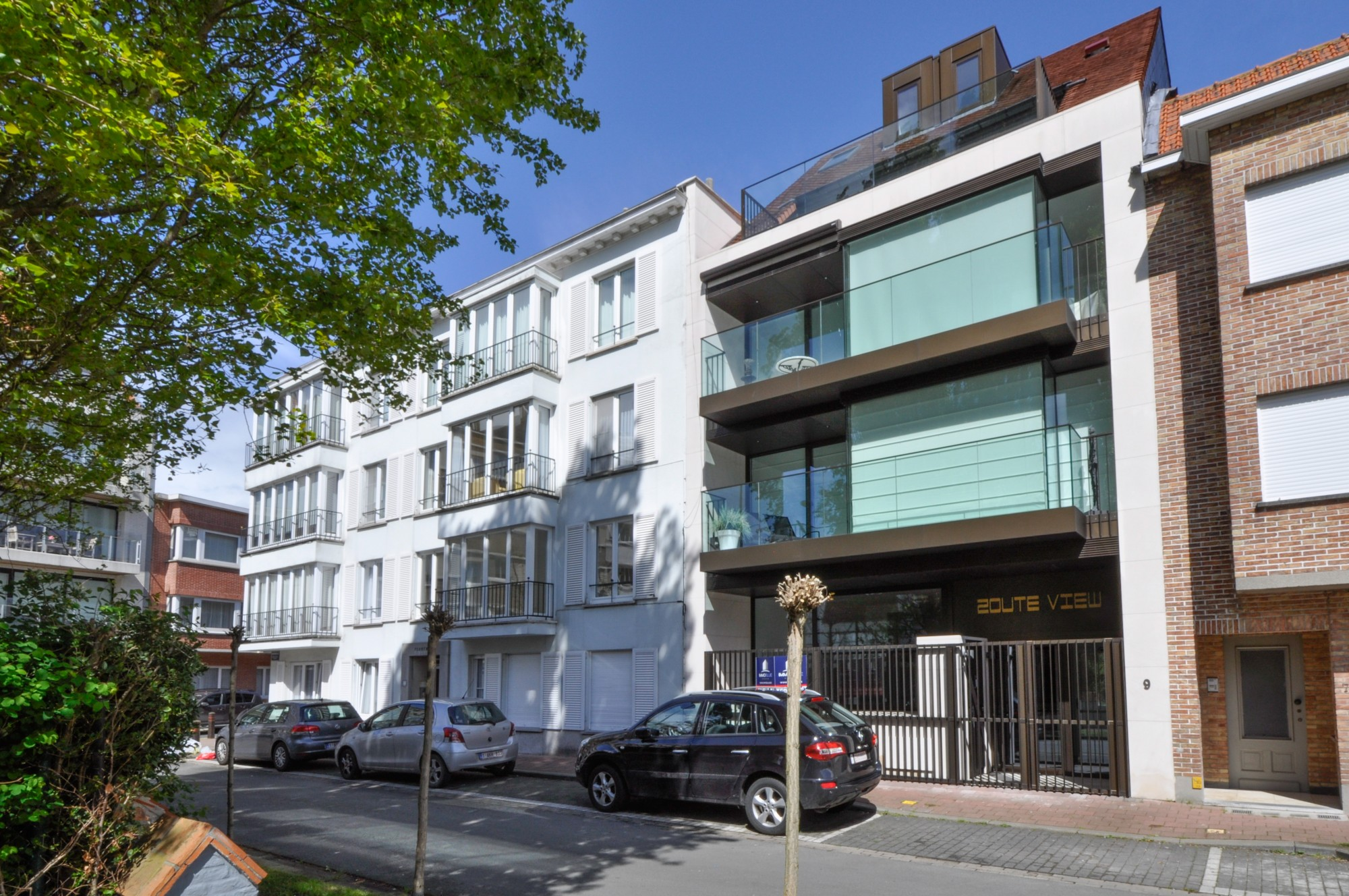 Ventes appartement t2 f2 knokke heist for Agence immobiliere knokke