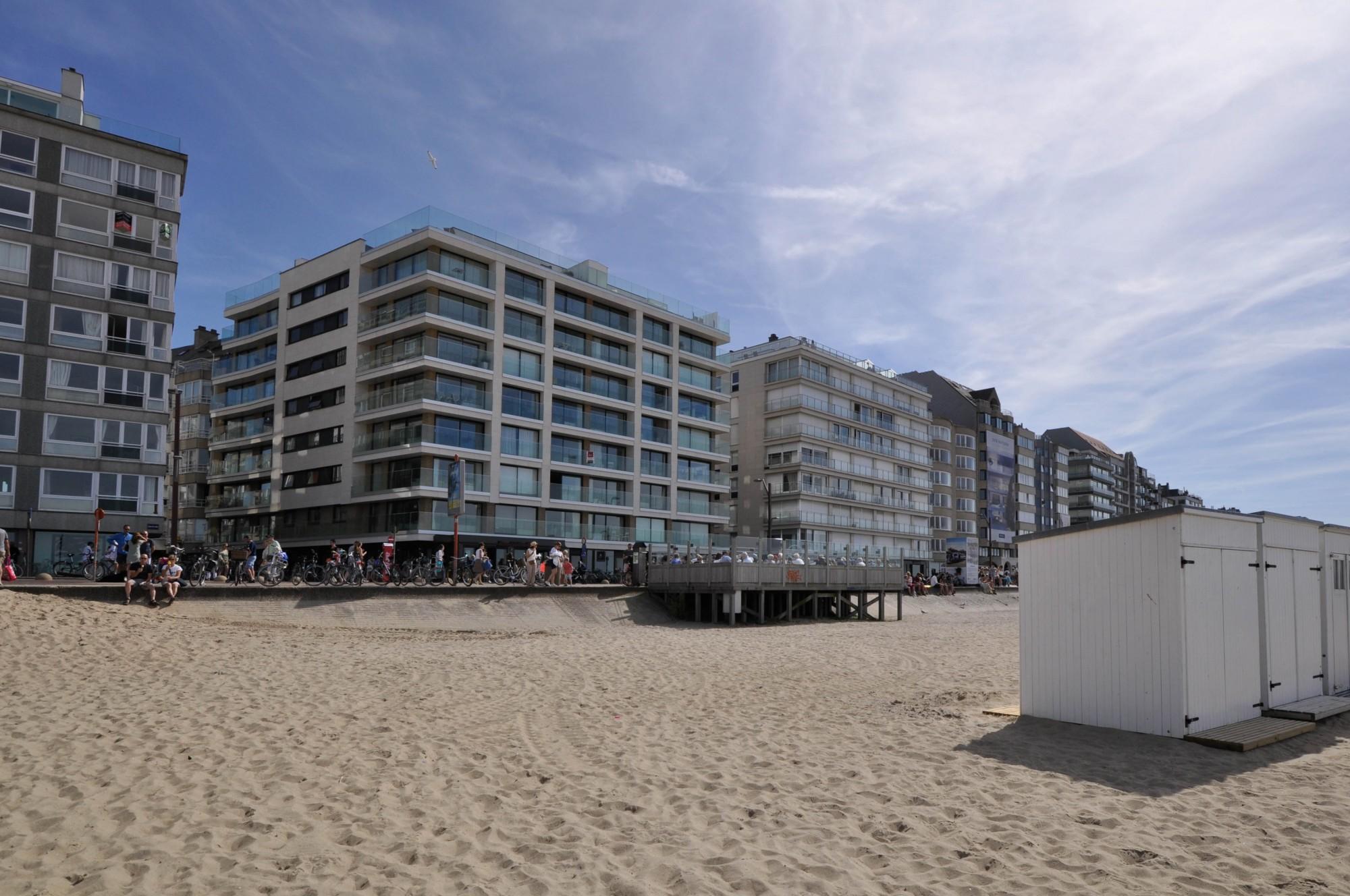 Vente Studio Knokke-Zoute - vue mer de biais / près de la Place Albert
