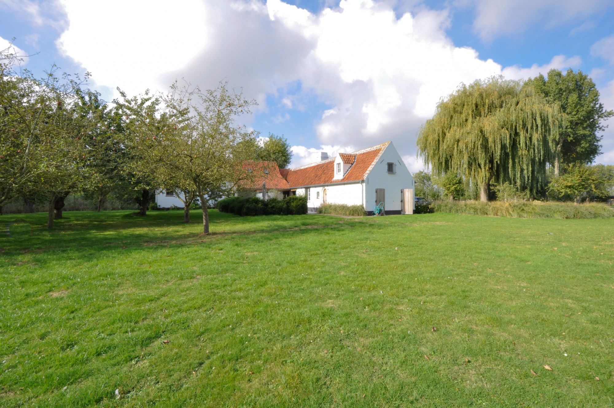 Vente Maison 5 CH Damme / Oostkerke ferme rénovée du 18eme siècle