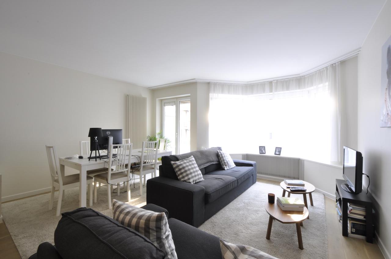 Appartement 2 CH Knokke-Zoute - vue mer de biais / près de la Place du Triangle Vendu