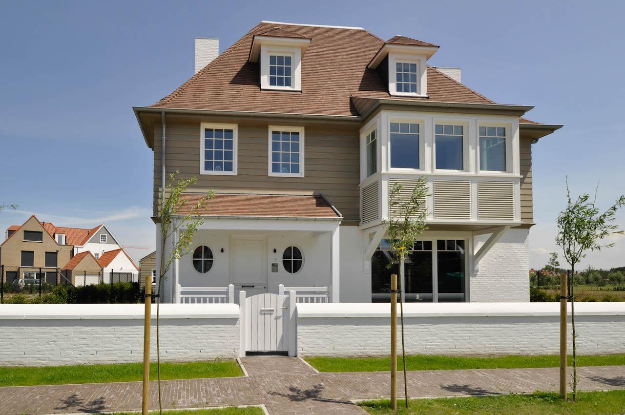Verkoop Villa 4 SLPK Knokke-Heist - Duinenwater / alleenstaande villa