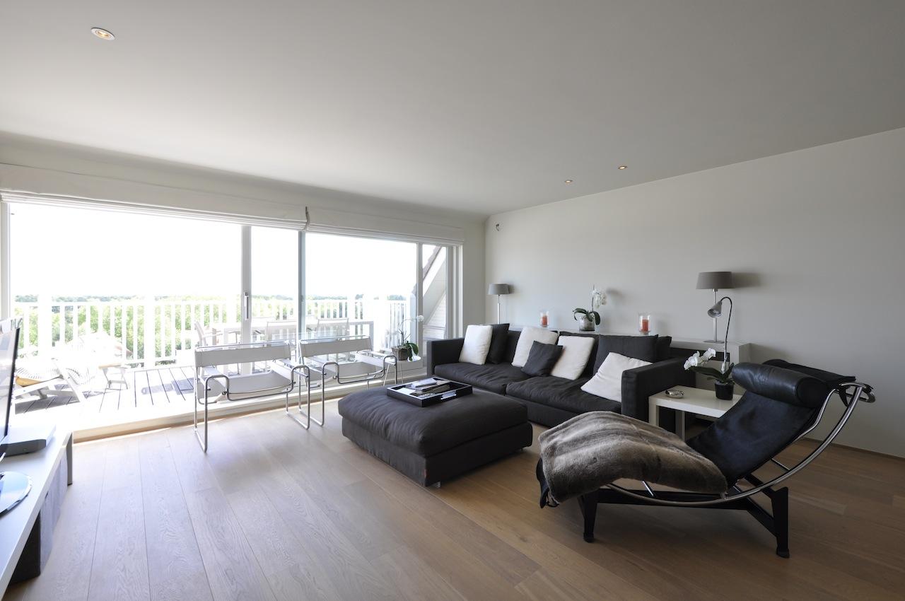 Appartement 3 CH Knokke-Zoute - Duplex Kustlaan Loué