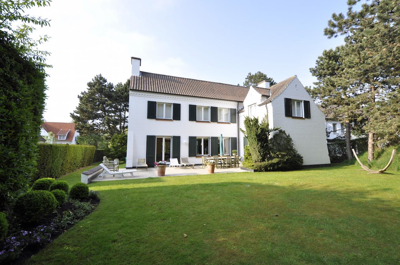Vente Villa 5 CH Knokke-Zoute - Lammekenslaan