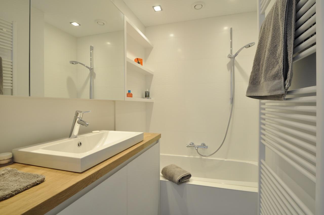 Appartement 2 CH Knokke-Zoute - vue mer latérale Loué
