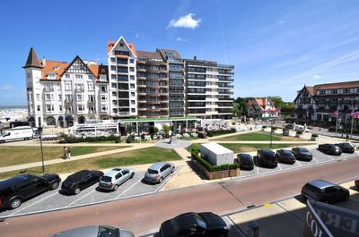 Location Appartement 1 CH Knokke le Zoute - situé Place Albert